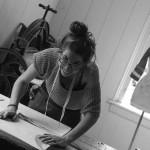 Roos Matla - decorbouwer en kostuumontwerper